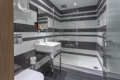 Bagno di Stay Central Hotel