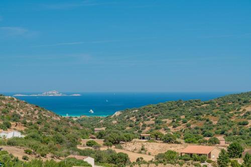 A bird's-eye view of Borgo Alba Barona Turismo Rurale