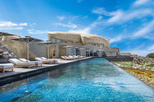 Piscina di Andronis Concept Wellness Resort o nelle vicinanze