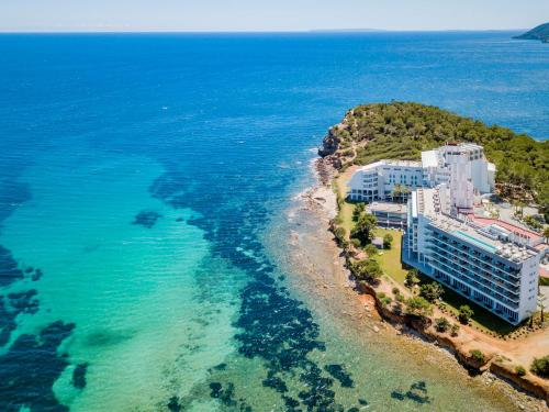 A bird's-eye view of Sol Beach House Ibiza - Adults Only