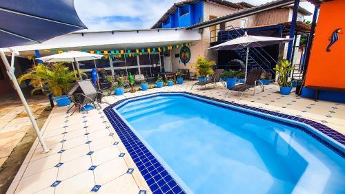 A piscina localizada em Pousada Sal e Mar Maracaipe ou nos arredores