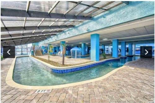 The swimming pool at or near Superior One Bedroom Suite w/Ocean view