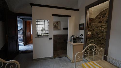 A kitchen or kitchenette at Stella Maris Resort