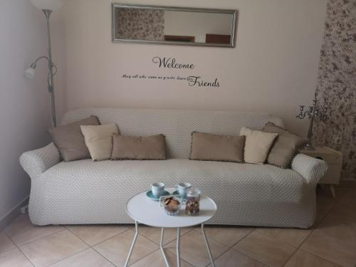 A seating area at Country House Peace
