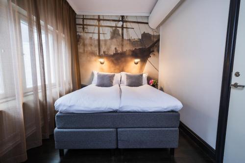 Letto o letti in una camera di Hotel C Stockholm
