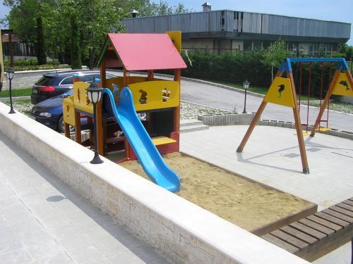 Detský kútik v ubytovaní Apartment Obzor Bulgaria