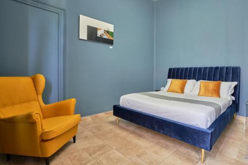 A bed or beds in a room at The Rif - Boutique Hotel