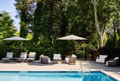 The swimming pool at or close to Journey East Hampton