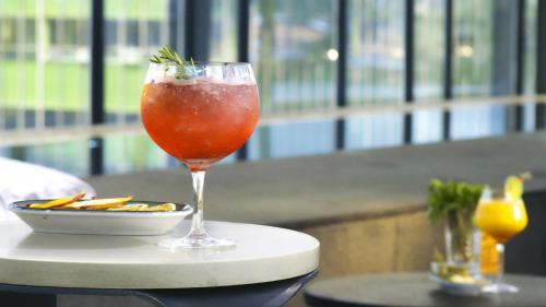 Drinks at BOG Hotel a member of Design Hotels