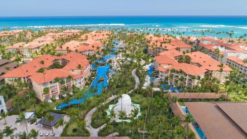Majestic Elegance Punta Cana - All Inclusive с высоты птичьего полета