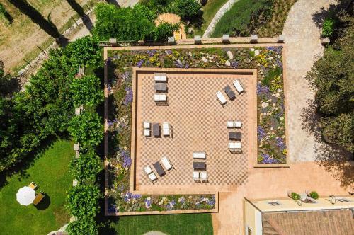 Планировка Villa Campomaggio Resort & SPA