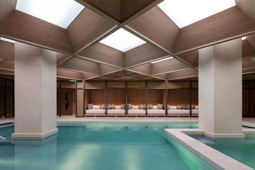 The swimming pool at or near The Londoner