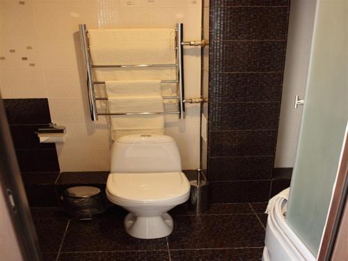 Ванная комната в Hotel Park