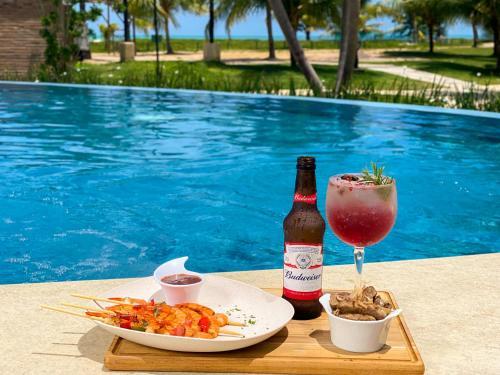 The swimming pool at or close to Salinas Maragogi All Inclusive Resort