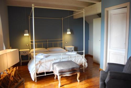 Letto o letti in una camera di Tenuta EDONE' Country House