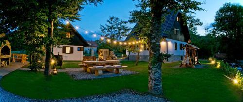 B&B Plitvice Holiday Lodge