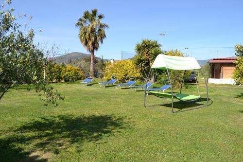 Area giochi per bambini di Villa Gladyr