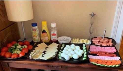 Étkezési lehetőség a vendégházban vagy a közelben