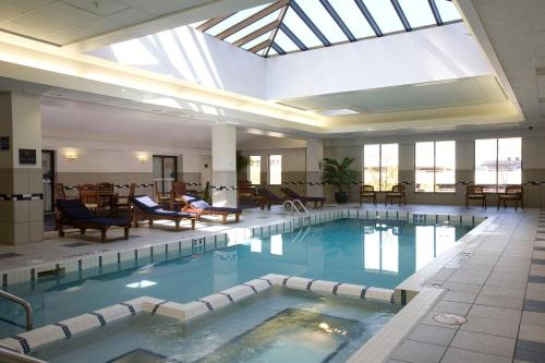 The swimming pool at or near The Madison Concourse Hotel