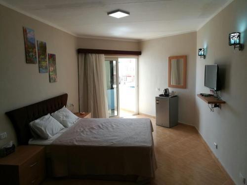 Lova arba lovos apgyvendinimo įstaigoje Andalusia Blue Beach Hurghada
