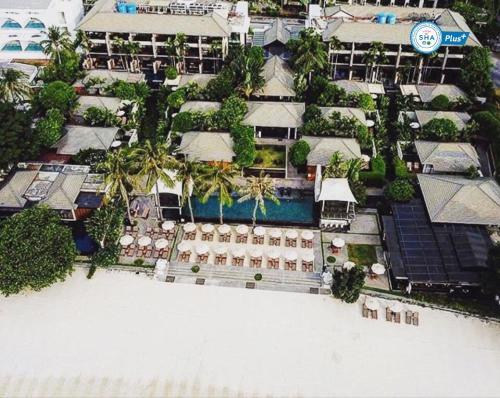 A bird's-eye view of Sareeraya Villas & Suites - SHA Plus