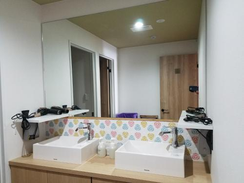 A bathroom at Guest House Rice Chikko