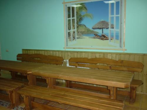 Лаундж или бар в Райская Лагуна Омск