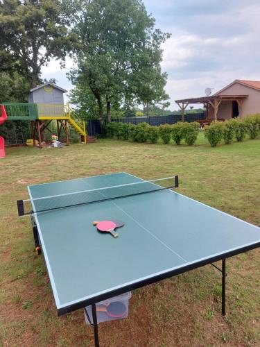 Attività di tennis o squash presso l'affittacamere o nelle vicinanze