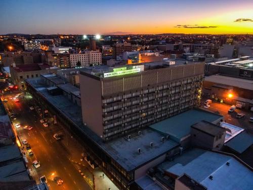 A bird's-eye view of BON Hotel Bloemfontein Central