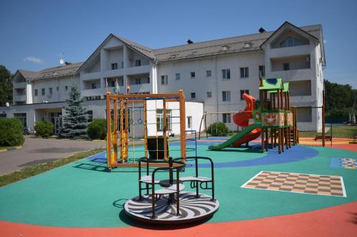 Детская игровая зона в Диамант Домодедово