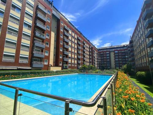 The swimming pool at or close to Modern&New Loft Puerto Madero