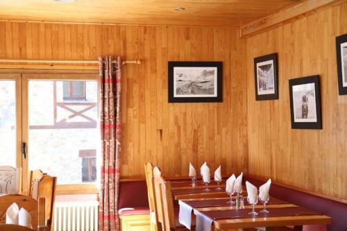 Restaurant o un lloc per menjar a Hôtel Bruxelles