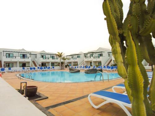 Piscina en o cerca de Hotel Pocillos Playa