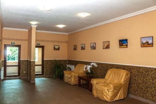 A seating area at Fazenda
