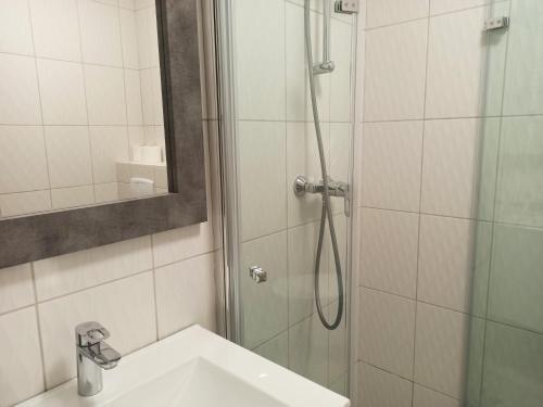 Łazienka w obiekcie Gościrada