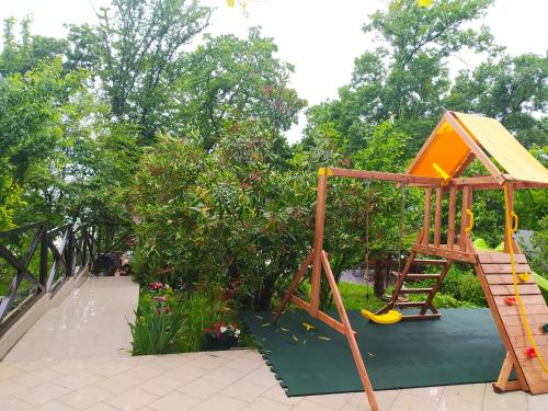 Детская игровая зона в Гостевой дом Надежда