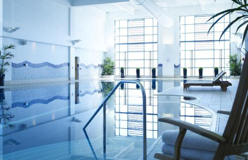 The swimming pool at or near Village Hotel Swansea