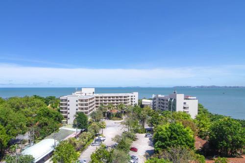 Garden Sea View Resort с высоты птичьего полета