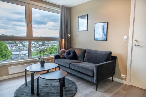 Zona de estar de Frogner House Apartments- Lagårdsveien 61