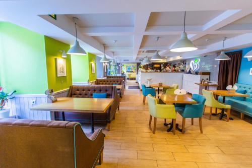 Ресторан / где поесть в Krasny Terem Hotel
