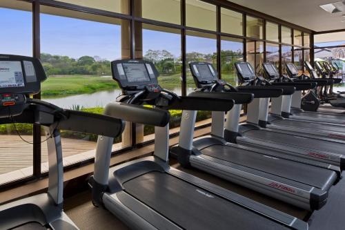 The fitness center and/or fitness facilities at The Westin Reserva Conchal, an All-Inclusive Golf Resort & Spa