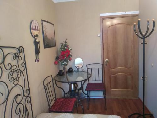 Гостиная зона в Guest House Griboedova 12