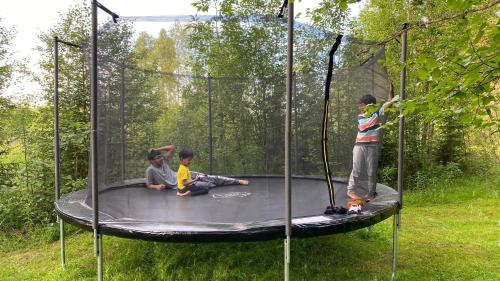 Bambini che soggiornano presso Lapin Paradise