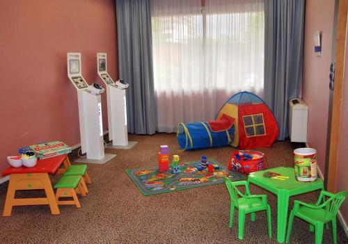 Club pour enfants de l'établissement Hotel des Congrès
