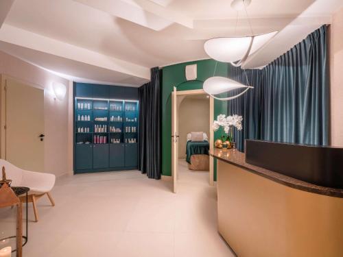 Lobby/Rezeption in der Unterkunft Rezydent Sopot MGallery Hotel Collection