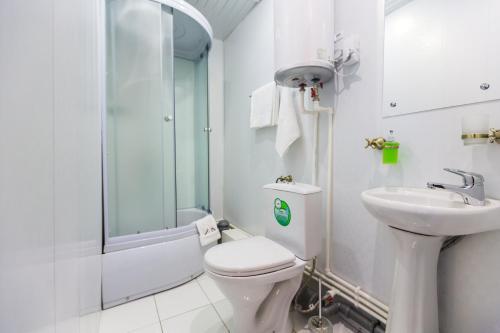Ванная комната в Отель Сияние