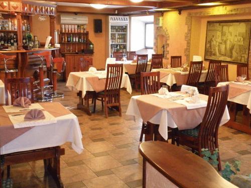 Ресторан / где поесть в Отель Паллада