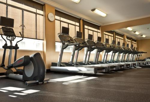 The fitness center and/or fitness facilities at Kimpton Hotel Monaco Denver, an IHG Hotel