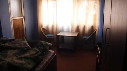 A seating area at Riva Homestay
