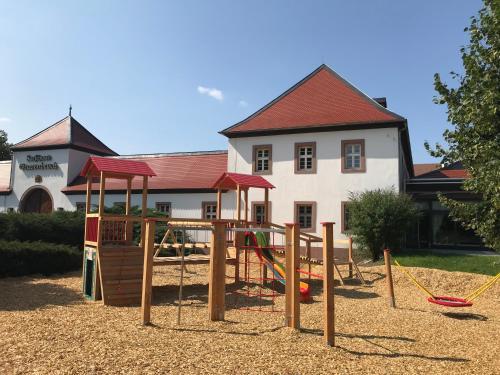 Children's play area at Kempinski Hotel Frankfurt Gravenbruch